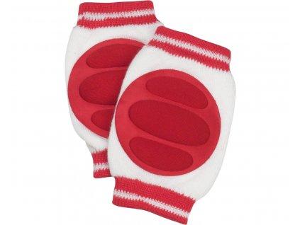 Polstrované nákoleníky - červené, Playshoes
