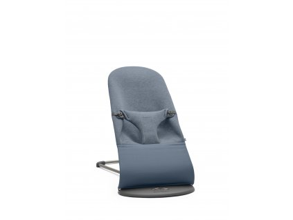 Lehátko Babybjorn Balance Bliss Dove Blue 3D Jersey  Soft Collection