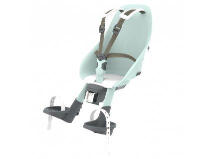 Přední sedačka Urban Iki s upínacím adaptérem - Aotake Mint Blue/Shinju White
