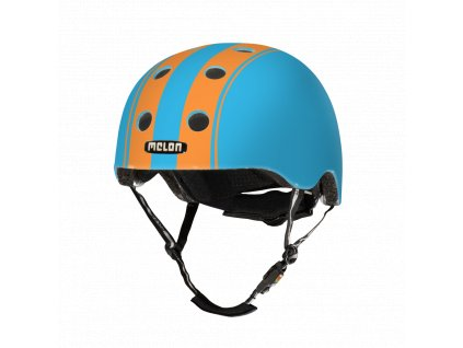 Melon Helmets URBAN ACTIVE .MUA S027M Double orange blue