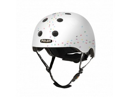 Melon Helmets URBAN ACTIVE .MUA.G060G Pop Ants