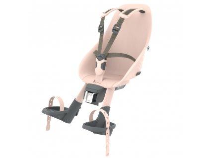 Přední sedačka Urban Iki s upínacím adaptérem Sakura Růžová