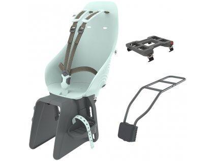 Urban iki Zadní sedačka s adaptérem a nosičom na sedlovku SET
