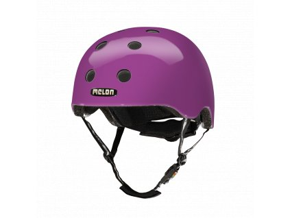 Melon Helmets URBAN ACTIVE .MUA.R007G Rainbow Purple