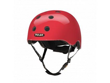 Melon Helmets URBAN ACTIVE .MUA.R001G Rainbow Red