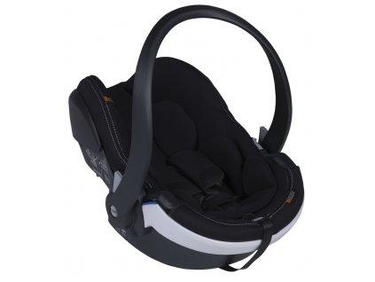 BeSafe autosedačka 40-75 cm iZi Go Modular i-Size X1 Black Car Interior