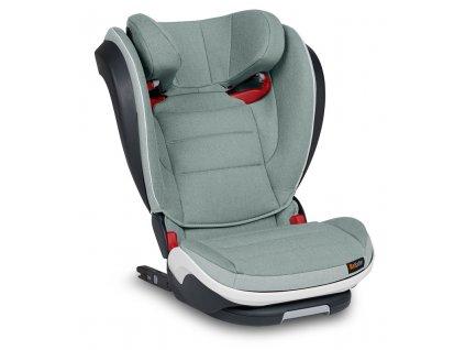 BeSafe autosedačka 15-36 kg iZi Flex S FIX Sea Green Mélange