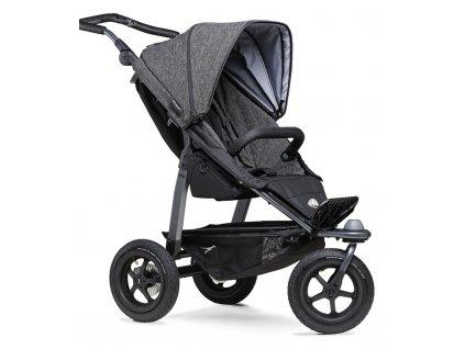 TFK sportovní kočárek Mono stroller - air wheel prem. anthracite