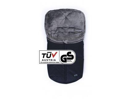 Footmuff XS T-069-310 fusak pro autosedačky a hluboké korby