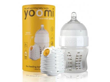 5oz Bottle/Warmer/Teats 2019 - Y15B1W kojenecká láhev, ohřívač, savička