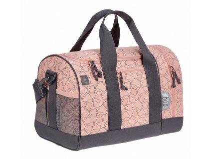 Lässig 4kids dětská sportovní taška Mini Sportsbag 2020 Spooky peach