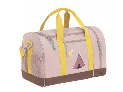 Lässig 4kids dětská sportovní taška Mini Sportsbag Adventure tipi