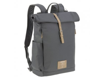 Lässig 4family taška na rukojeť Green Label Rolltop Backpack anthracite