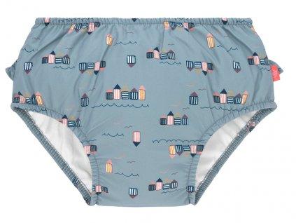 Lässig Splash plavky Swim Diaper Girls beach house 12 mo.