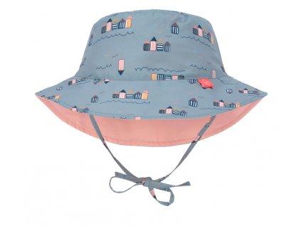 Lässig Splash klobouček Sun Bucket Hat beach house 09-12 mo.