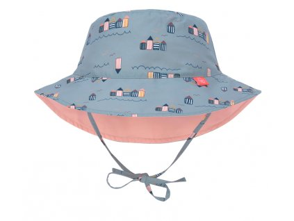 Sun Bucket Hat beach house 09-12 mo. klobouček