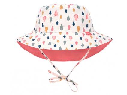 Lässig Splash klobouček Sun Bucket Hat drops 09-12 mo.