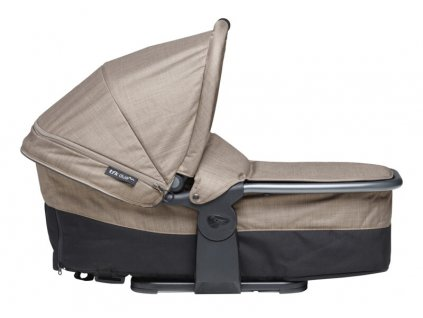 carrycot Duo combi brown hluboká korba