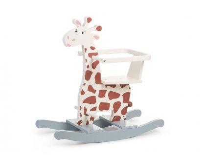 Childhome Houpací žirafa dřevěná