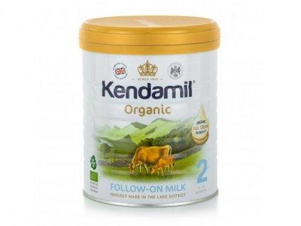 Batolecí mléko Kendamil 2 Bio Organic DHA+ 6-12 měsíců 800 g