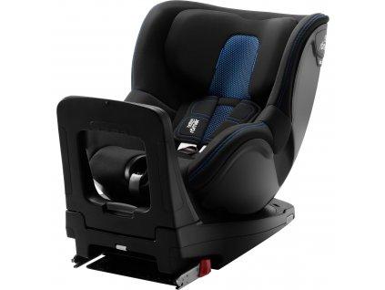 Autosedačka Dualfix M i-Size, Cool Flow - Blue
