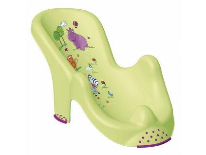 """Lehátko do vany """"Hippo"""", Zelená"""