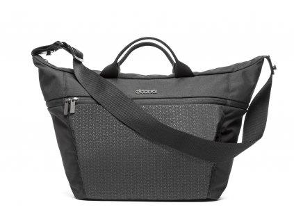 Celodenní přebalovací taška, Nitro Black