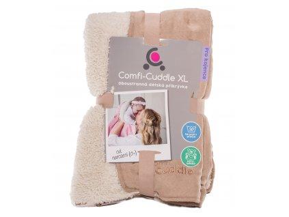 Dětská deka Comfi-Cuddle 140x100cm, Mink