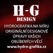 Hydro-grafika.cz - originální designové úpravy na míru