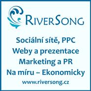 RiverSong - sociální sítě, PPC, marketing, PR, weby a prezentace