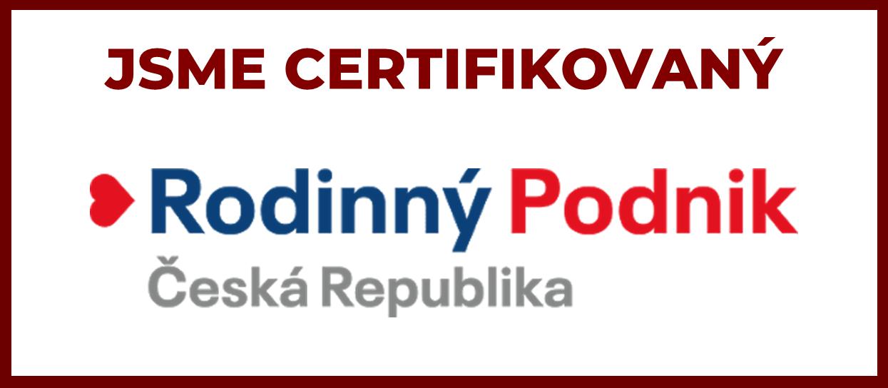 Rodinný podnik Česká republika