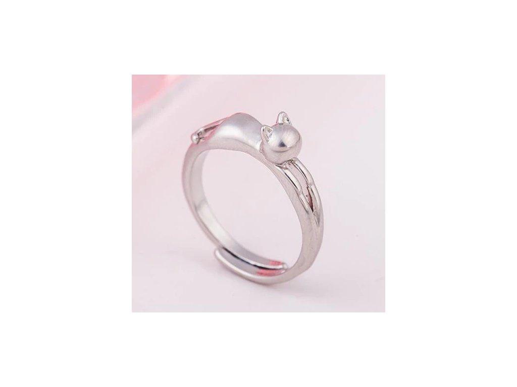 prsten skákavá kočka 3