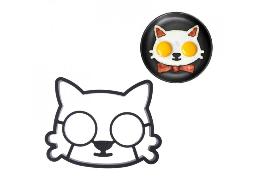 forma na vajíčka kočka