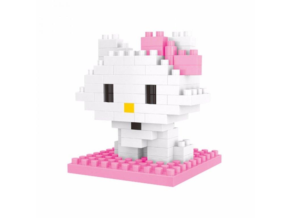 kočka lego