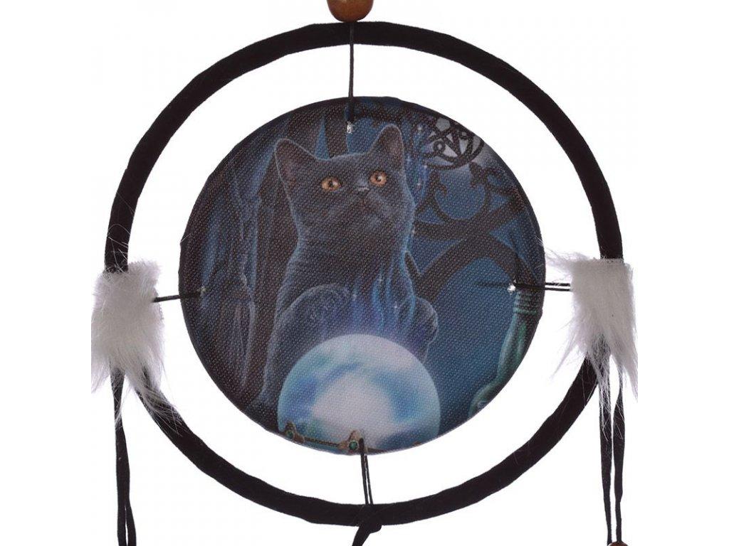 kočka lapač snů kočičí