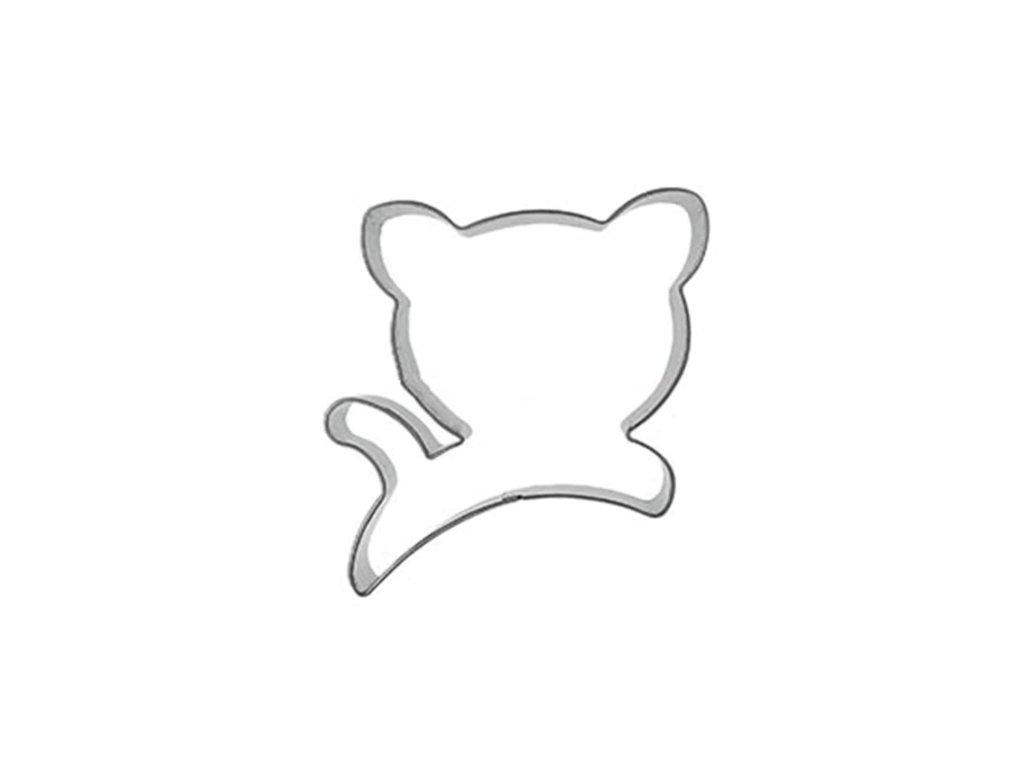 vykrajovátko kočka kotě cukroví