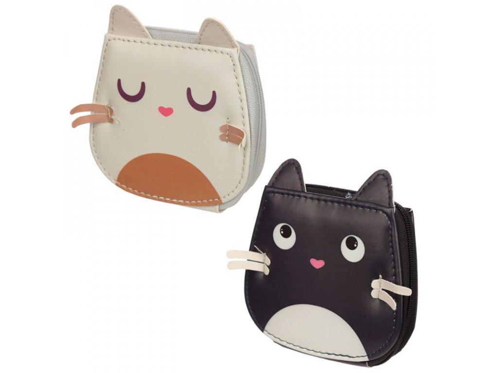 manikura kočka s kočkou kočičí