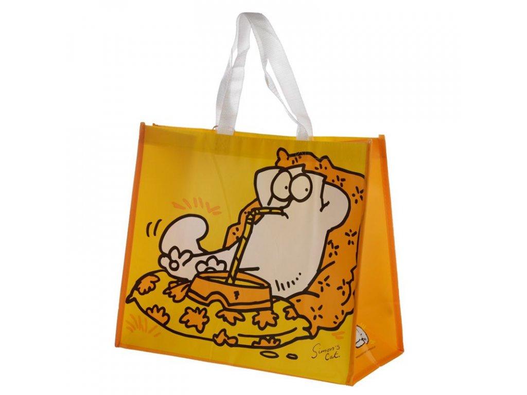 simons cat taška nákupní ekologická