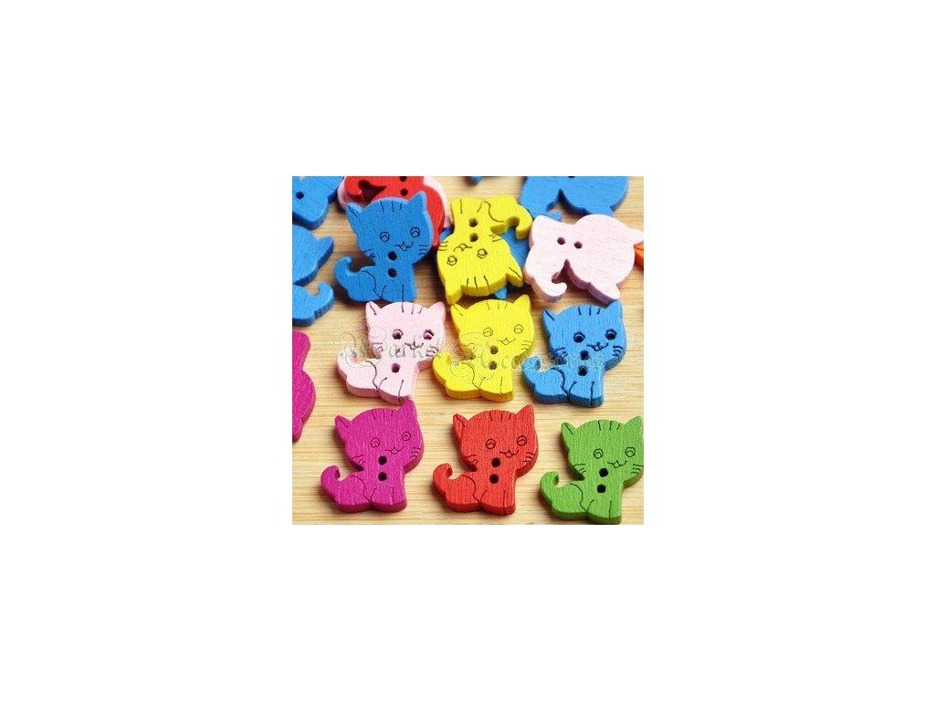 Kočičí knoflíky I