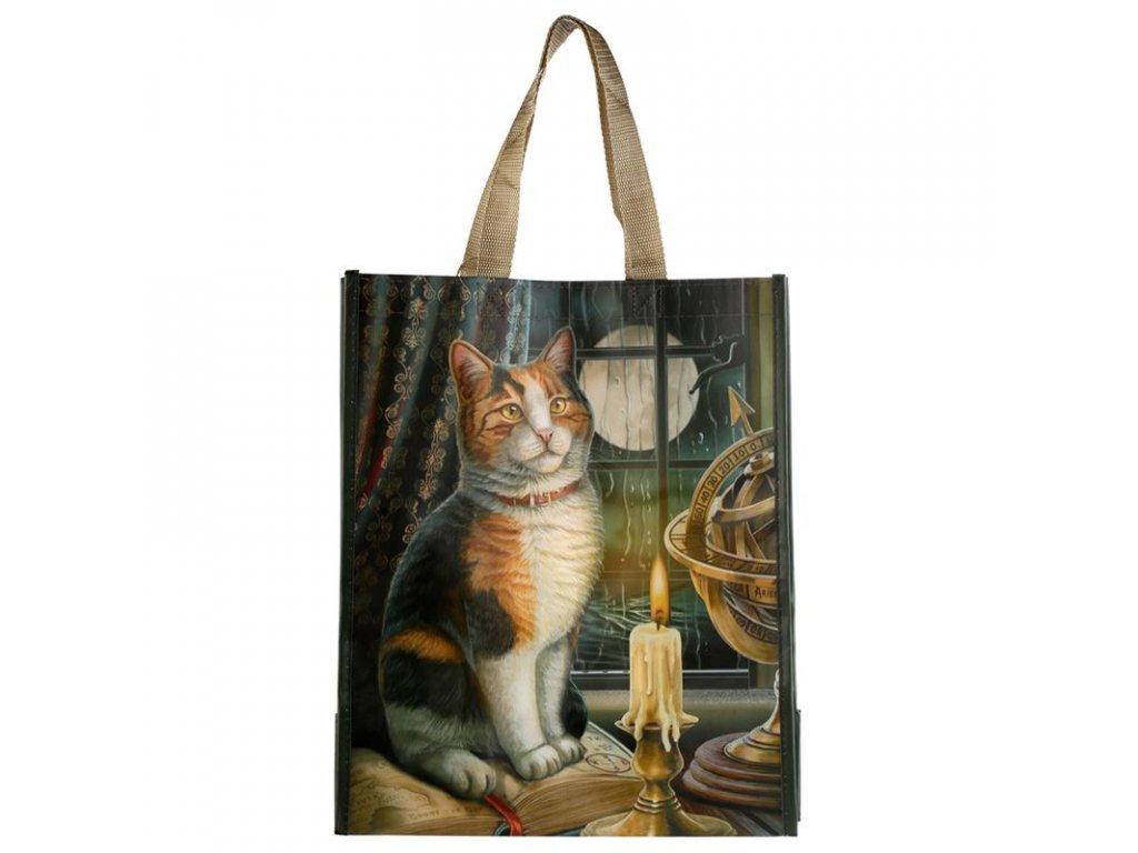 taška kočka s kočkou kočičí lisa parker svíčka 2