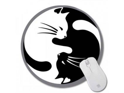 yin yang posložka pod myš