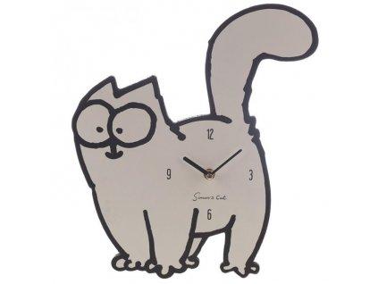 hodiny simons cat simon s cat kočka 2