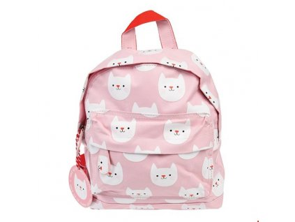 cookie batoh batůžek kočka s kočkou kočičí