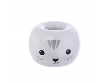 stojánek na zubní kartáček kočka s kočkou kočičí