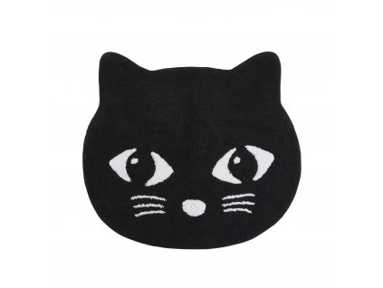 kobereček pčedložka s černou kočkou kočka kočičí