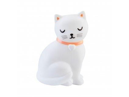 noční světlo lampička kočka s kočkou kočičí