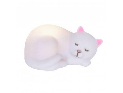 noční lampička kočka s kočkou kočičí