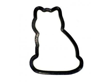 vykrajovátko tvořítko kočka s kočkou kočičí 7