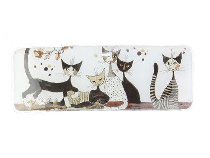 rosina wachtmeister spona do vlasů s kočkou kočka kočičí 2