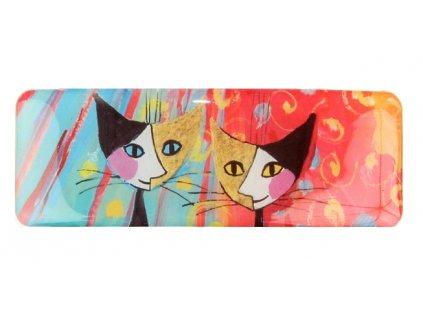 rosina wachtmeister spona do vlasů s kočkou kočka kočičí